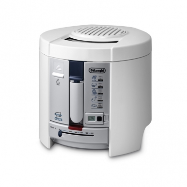 Фритюрница DeLonghi F 26237 W1 Total Clean